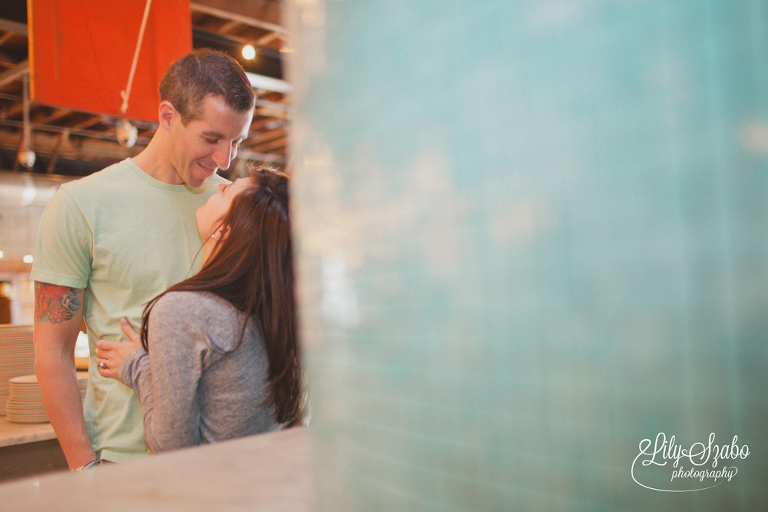 Engagement Session In Asbury Park, NJ