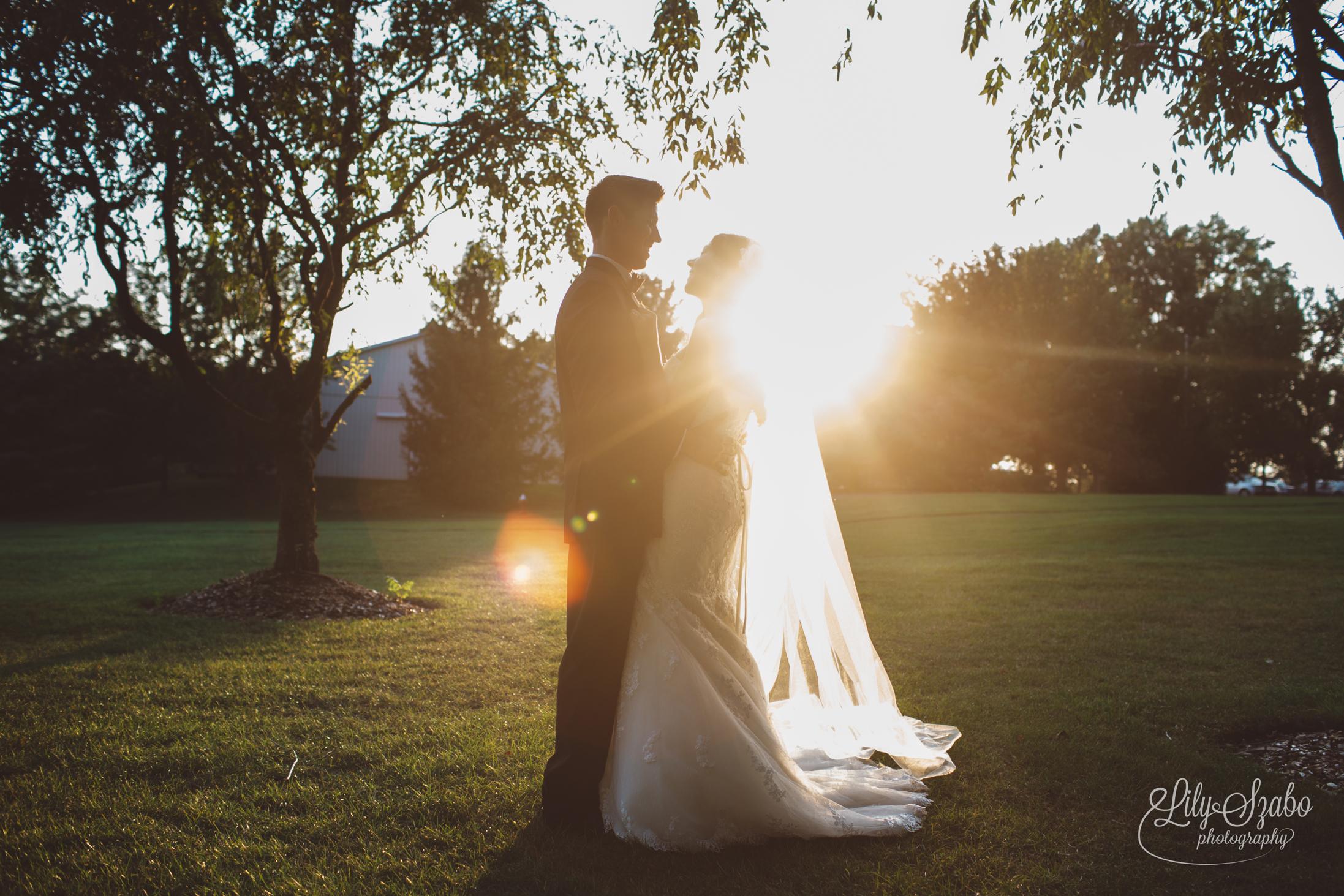 Northampton valley country club wedding
