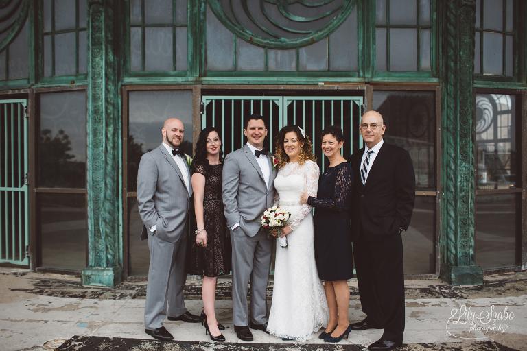 Watermark asbury park beach wedding