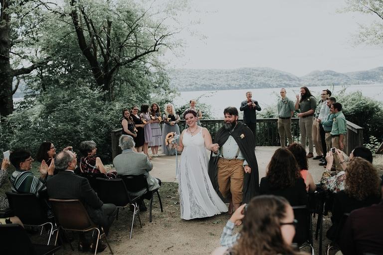 Allegra Fruhmann Wedding In Croton Point Park Ny Lily Szabo Photography